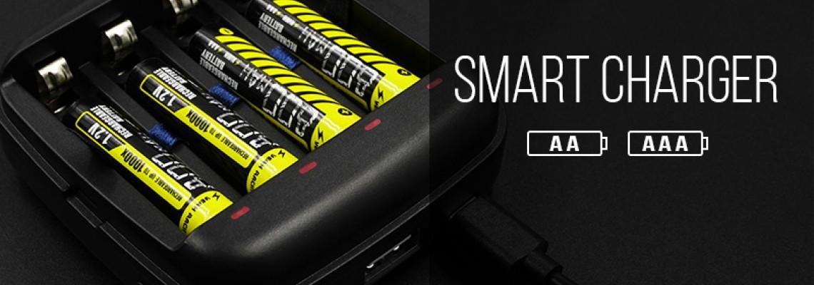 Yeah Racing AA AAA Sized Smart Charger