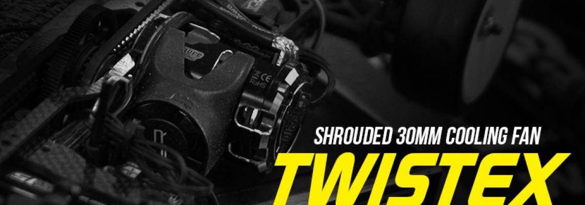 Yeah Racing Twistex Shrouded 30mm cooling fan at Yan Chai Race Cup