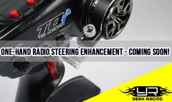 One-Hand Radio Steering Enhancement