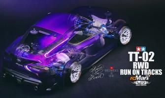 Tamiya TT02 RWD Drift build by Raceinpeace