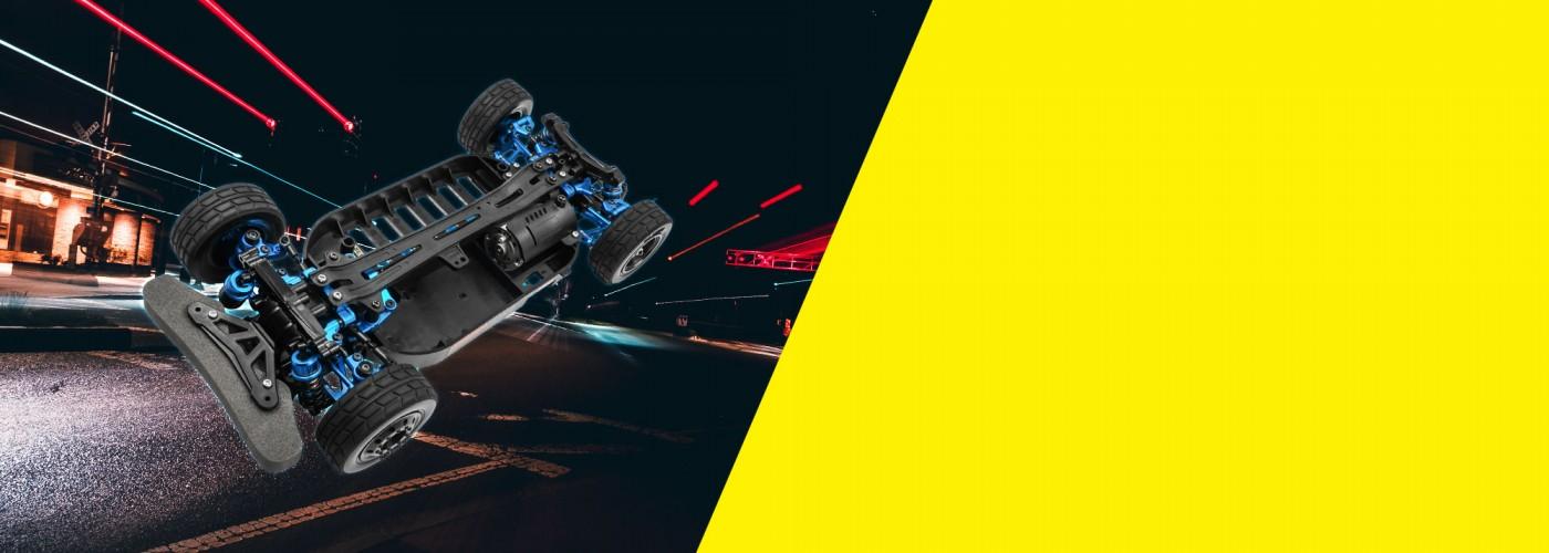 yr yeah racing rapid performance conversion kit for tamiya tt01