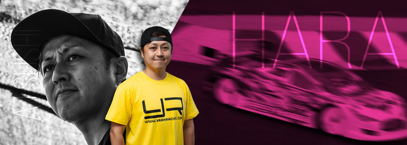 Yeah Racing Spokesperson Atsushi Hara