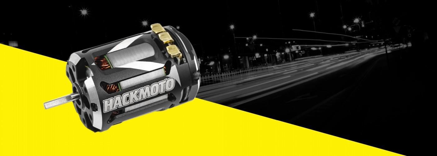 yr yeah racing hackmoto v brushless sensored motor