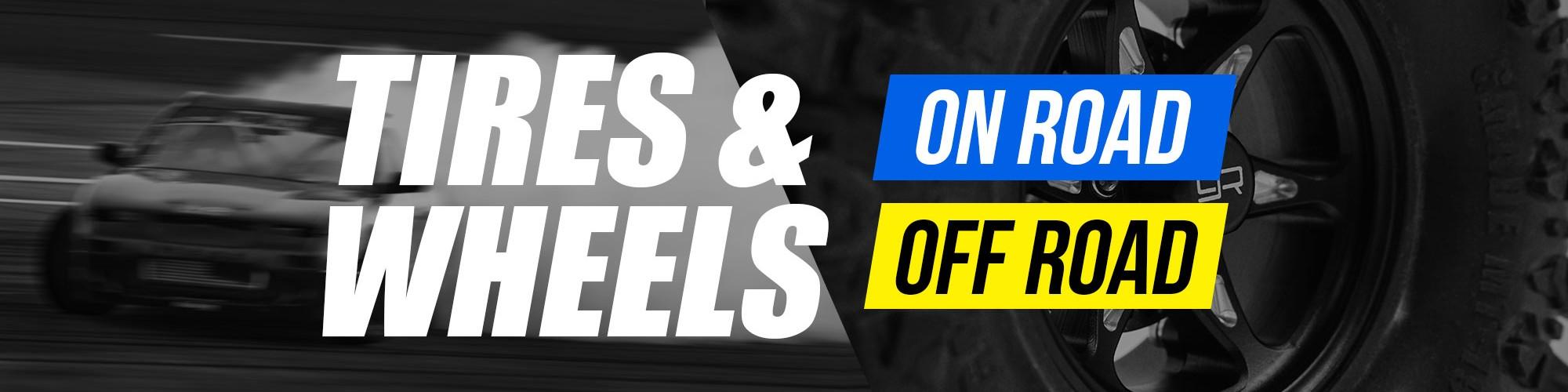 yeah racing Tires & Wheels
