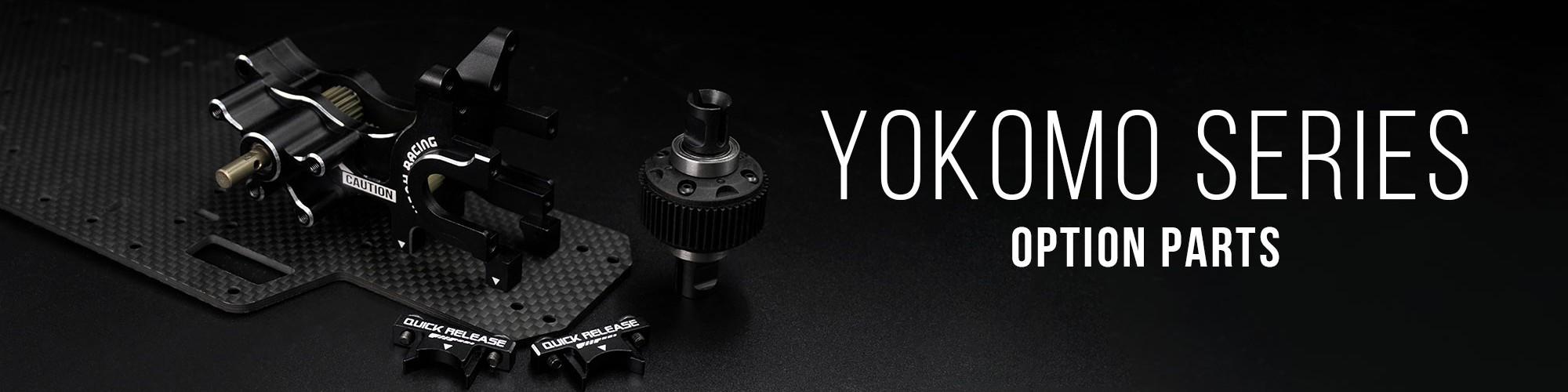 yeah racing Yokomo Series OP