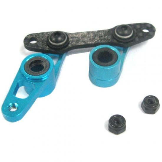 Alloy Bearing Steering Set For TA05