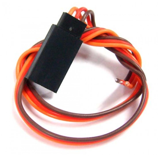 30cm Servo Leads With JR/Spektrum Female Connector