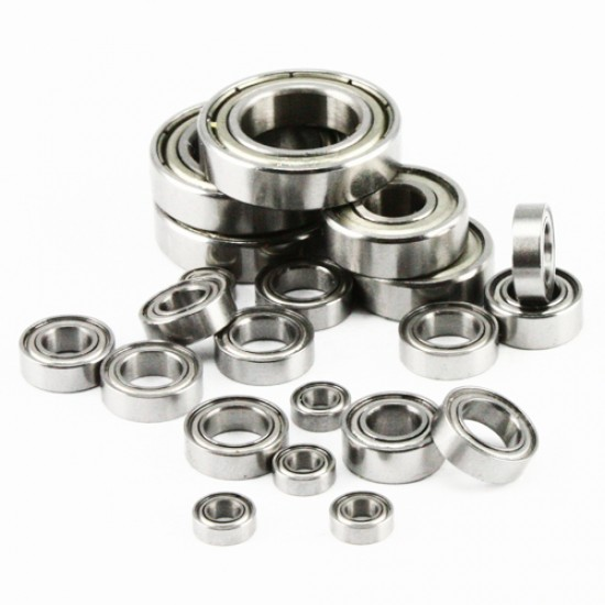RC Ball Bearing Set with Bearing Oil For Tamiya Ford F-350