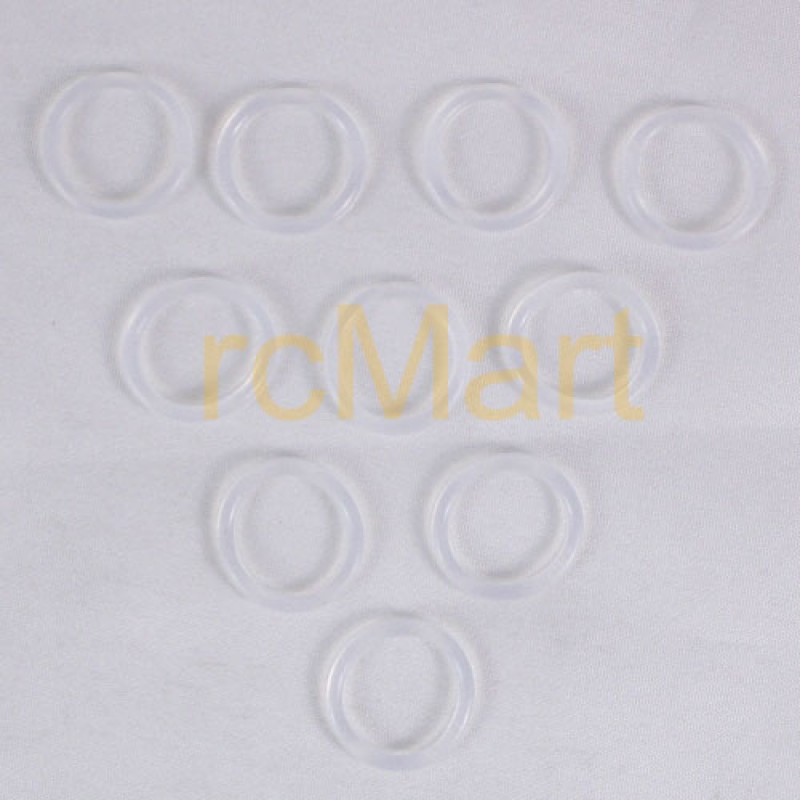 Low-Friction O-Ring 10x13x1.5mm (10Pcs)