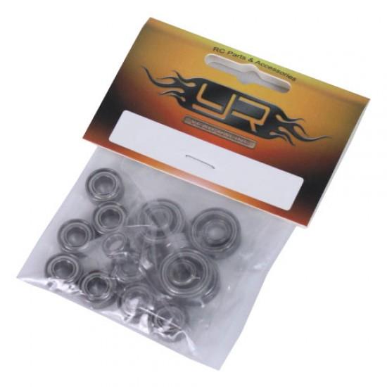 RC Ball Bearing (15x24x5mm) 10pcs YB6039MS/10