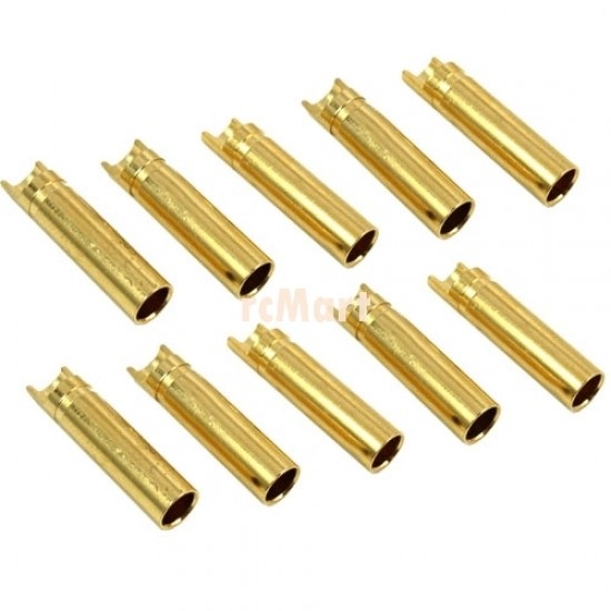 4mm High Current Connector Set (Banana Plug) (Female x 10)