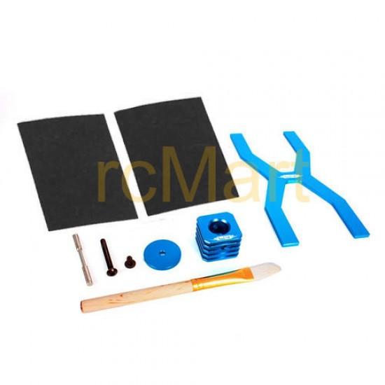 Ball Diff Plate Washing & Testing Tool Set (BU)
