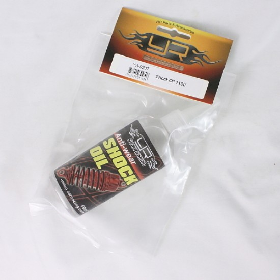 Shock Damper / Differential Silicone Oil 1100 CST