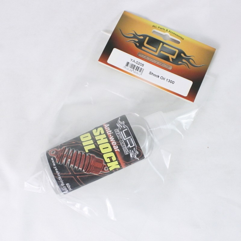 Shock Damper / Differential Silicone Oil 1300 CST
