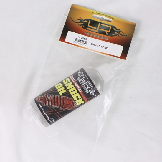Shock Damper / Differential Silicone Oil 2000 CST