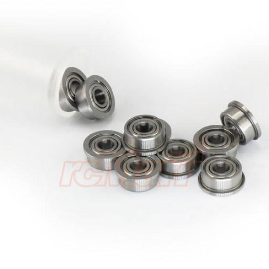 RC Ceramic Flanged Bearing (6x10x3mm) 10pcs