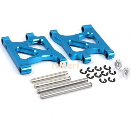 Aluminum Rear Lower Arm Set For Tamiya TA01, TA02 (No.58161) & F150