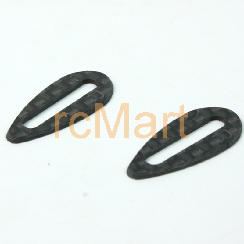 Graphite Body Wing Protector (2pcs) for On Road Bodies