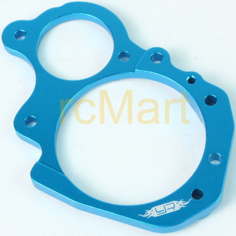 Aluminum Single Piece Gearbox Plate for Tamiya M06