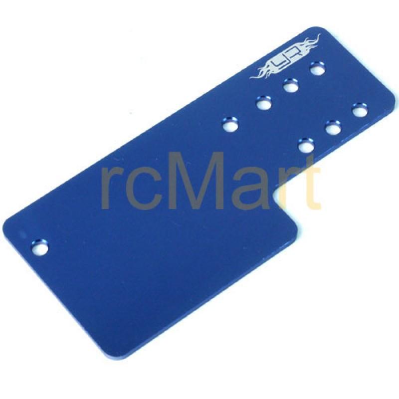 Aluminum ESC Mounting Plate for Traxxas Slash 4x4 SCR RTR
