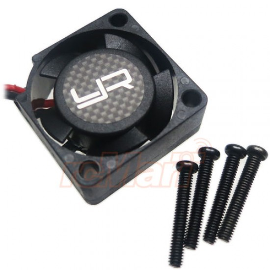 Hacktronic Tornado High Speed Ball Bearing Fan 25mm For ESC
