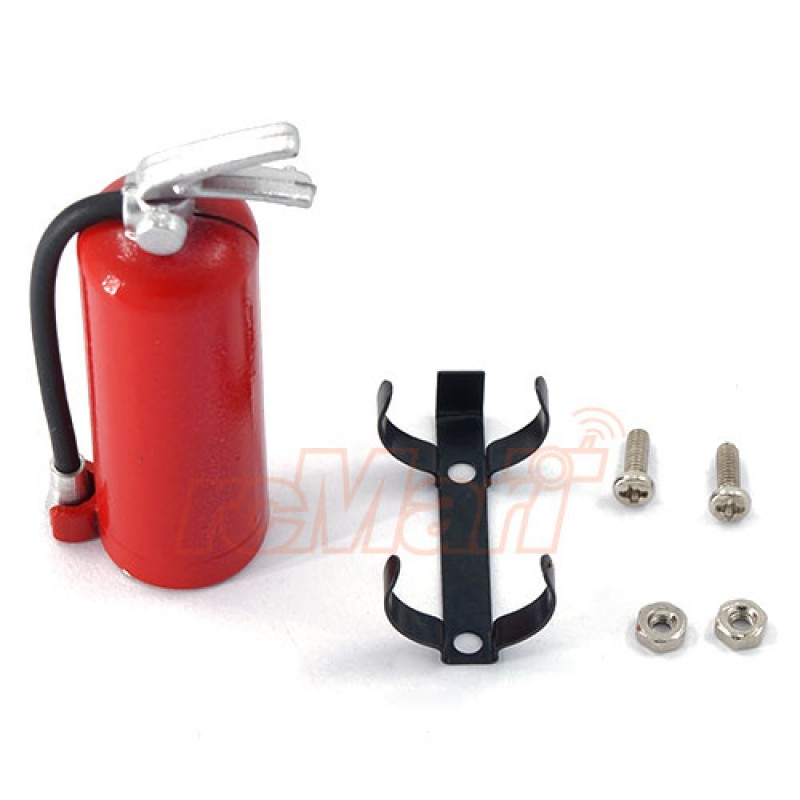 1/10 RC Rock Crawler Accessory Fire Extinguish