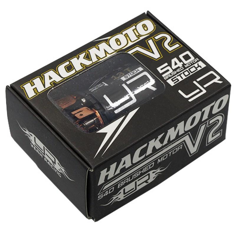 Hackmoto V2 13T 540 Brushed Motor