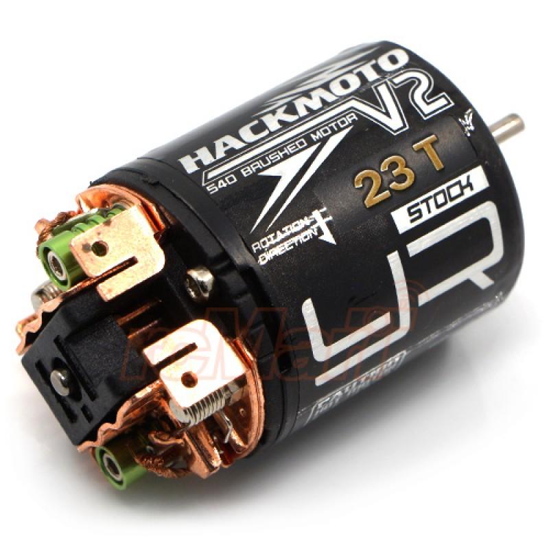 Hackmoto V2 23T 540 Brushed Motor