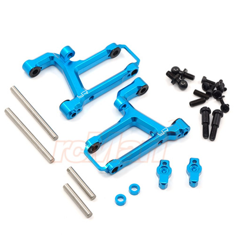 TAMC-S01 Aluminum Long-Span Front Suspension Arm Set