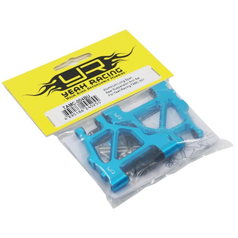 TAMC-S01 Aluminum Long-Span Rear Suspension Arm Set