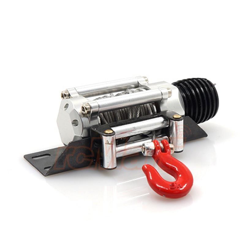 1/10 RC Rock Crawler HD Full Metal Steel Wired Winch Control Unit Type A