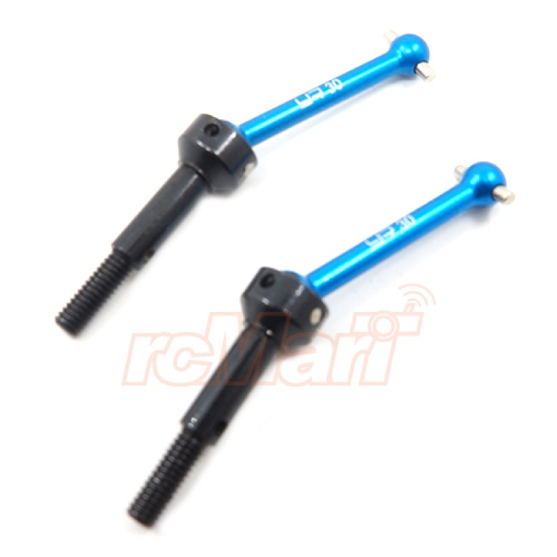 7075 Aluminum Universal Steel Shaft Swing 30mm For Tamiya M05 M06 MF01X