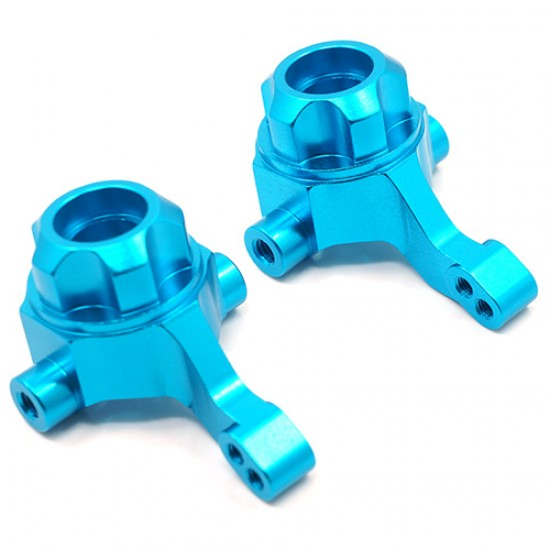 Aluminum Front Knuckle Arm Set For Tamiya TT02B