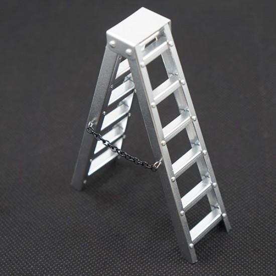 1/10 RC Rock Crawler Accessories 4 inch Aluminum Ladder