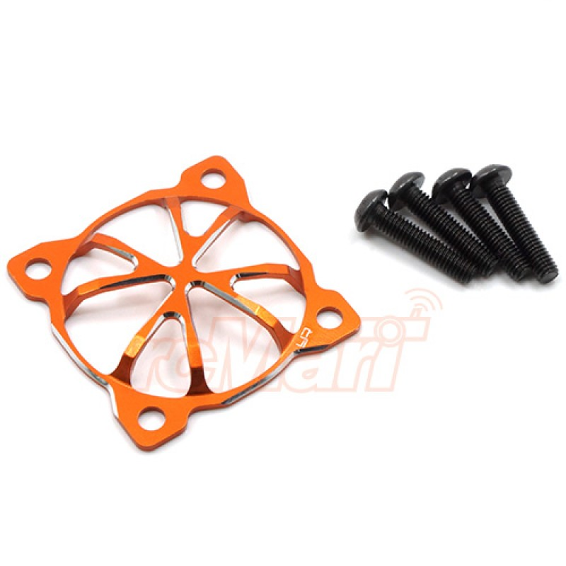 3D Windmill 30 X 30mm Fan Protector Orange