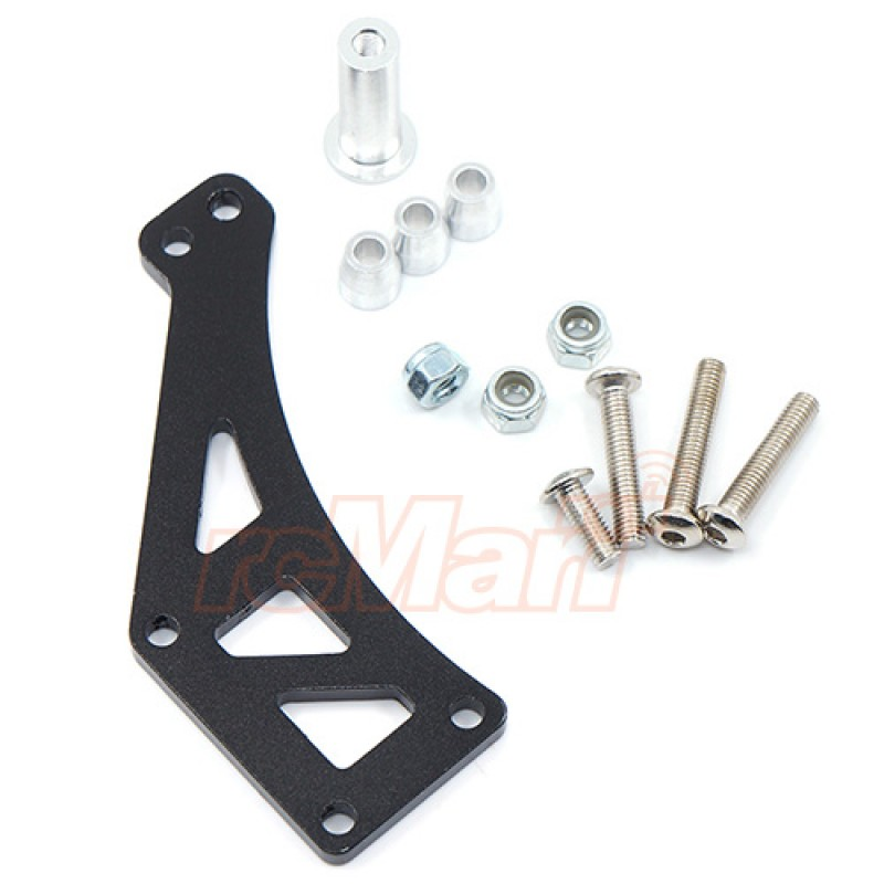 Steel Spare Tire Carrier For Tamiya CC01 RC4WD D90 D110 AXIAL SCX10