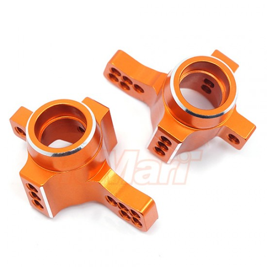 Aluminum Front Steering Knuckle for Sprint 2 RWD Drift SPT2-S04 Orange