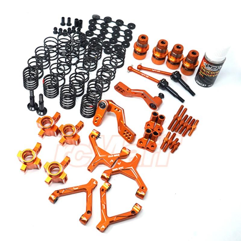 RWD Drift Conversion Kit for HPI Sprint 2 Orange