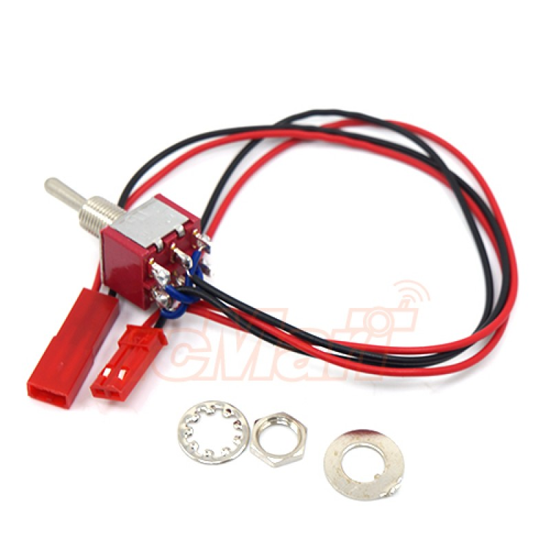 Chassis Mounted Winch Switch
