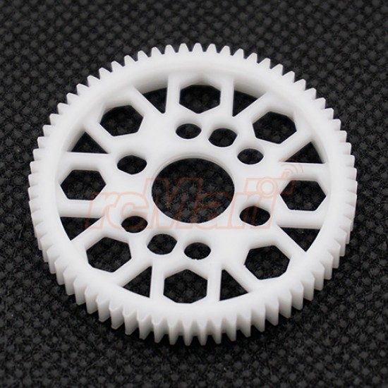 Competition Delrin Spur Gear 48P 72T For 1/10 On Road Touring Drift