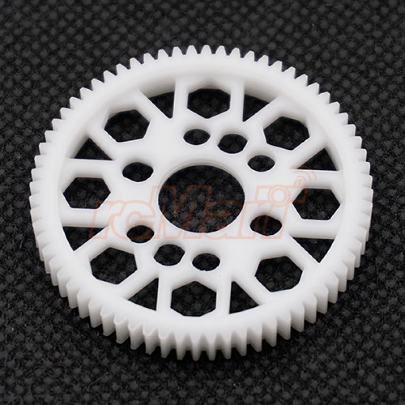 Competition Delrin Spur Gear 48P 74T For 1/10 On Road Touring Drift