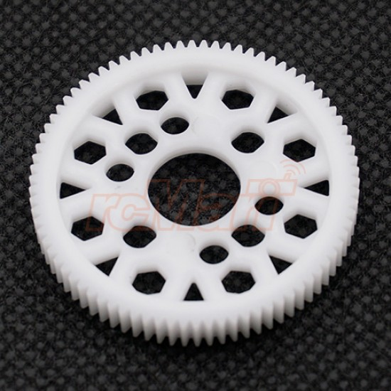 Competition Delrin Spur Gear 48P 76T For 1/10 On Road Touring Drift