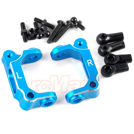 Aluminum C Hub Blue For Tamiya CC01