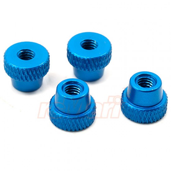 Car Setup System Lock Nut for YT-0140 Blue