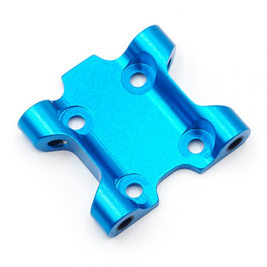 Aluminum Front Suspension Mount For Tamiya M07 Blue