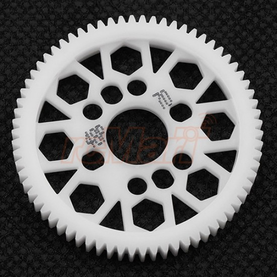 Competition Delrin Spur Gear 48P 70T For 1/10 On Road Touring Drift