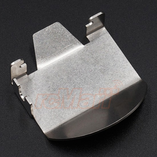 Stainless Steel Front / Rear Differential Protector For Traxxas TRX-4 TRX-6