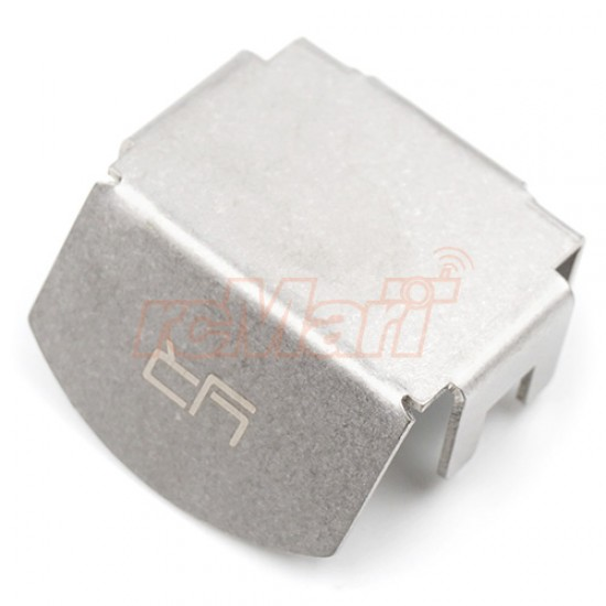 Stainless Steel Front or Rear Differential Protector For Axial SCX10 II