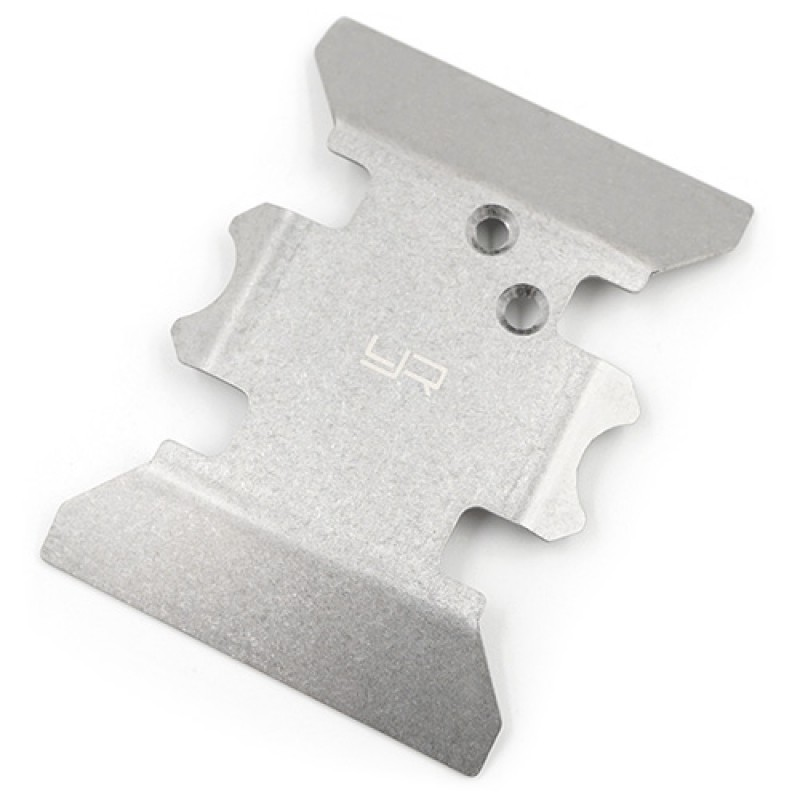 Stainless Steel Skid Plate For For Axial SCX10 II (AX90046)