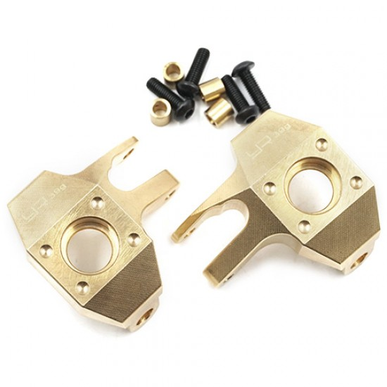 Brass Knuckle Arm 2pcs For AXIAL SCX10 II